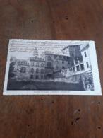 Cartolina Postale 1920, Castell'Arquato, Castello Stradivari - Piacenza