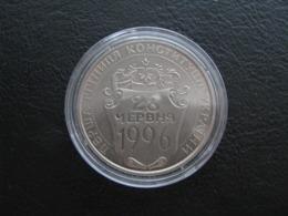 Ukraine Coin The First Anniversary Of The Сonstitution Of Ukraine 1997 2 UAH - Ukraine