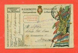 FRANCHIGIE - POSTA MILITARE - PM 152 - CENSURE - 1900-44 Vittorio Emanuele III