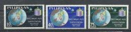FILIPINAS   YVERT  695/97     MNH  ** - Filipinas
