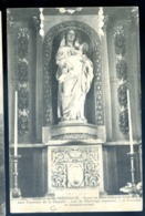 Cpa Du 22 Environs De La Prénessaye Querrien Statue De Notre Dame De Toute Aide    ----    Canton Loudéac   LZ39 - Loudéac