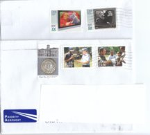 2 Briefe Aus Irland / 2 Covers From Ireland - Covers & Documents