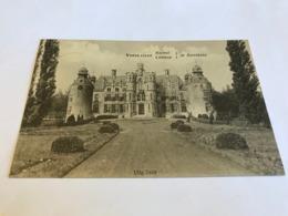 Belgium Belgique Vorselaar Vorsselaer Chateau Castle Kasteel De Borrekens 11038 Post Card Postkarte POSTCARD - Vorselaar