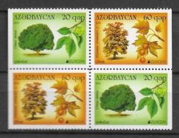 2011 MNH Azerbeijan From Booklets, Postfris** - 2011