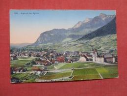 Aigle Et Las Agittes   Switzerland > VD Vaud   Ref   3601 - VD Vaud