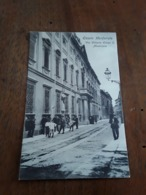 Cartolina Postale D'epoca, Casale Monferrato Via Vittorio Emanuele II - Alessandria