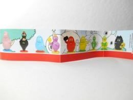 Dolci Salati E Preziosi Barbapapa 3D - Families
