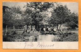Bramshott UK 1903 Postcard Mailed - Other