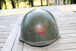 Casque Russe 2eme Guerre Mondiale Armée Rouge - Cascos