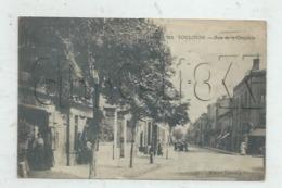 Toulouse (31) : GP Du Magasin De Librairie Papeterie Et Perspective De La Rue De La Concorde  En 1918 (animé) PF - Toulouse