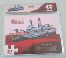 3D Puzzle De 55 Pièces Frégate HMS Norfolk F230 Facile à Assembler - Puzzles