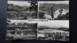 Austria - Gruss Aus Kärnten - Mehrbildkarte - Um 1960 - Echte Photographie - Look Scan - Österreich