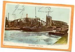 Manchester UK 1903 Postcard Mailed - Manchester