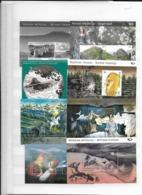 2008 MNH Norden, Set Of 8 Blocks, Postfris** - Idées Européennes
