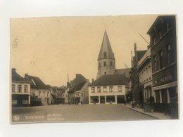 Carte Postale Ancienne (1945) THOUROUT De Markt - Grand'Place - Torhout