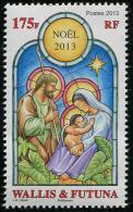 Wallis Et Futuna 2013 - Noël 2013 - 1val Neuf // Mnh - Noël