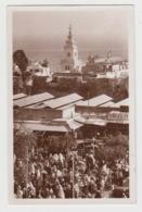 OR705 - MAROC - TANGER - Le Grand Socco Vers L'Eglise Catholique - Animée - Tanger