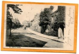 St Anns Lewes UK 1904 Postcard Mailed - Otros