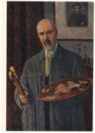 RUSSIA - RUSSIE - RUSSLAND Yuon Self-Portrait Autoportrait - Famous People
