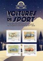 France  - Voitures De Sport  -  Lancia Stratos-Alpine A110-Renault R8 Gordini-Porsche 911 - 4v Fieullet Neuf - Automobile