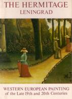 Western European Painting The Hermitage Postcards Set 16 Pcs + Cover USSR 1981 - Ansichtskarten