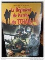 LE REGIMENT DE MARCHE DU TCHAD -ministère De La Défense- Cellule Recrutement - VHS  Neuf Sous Blister - Militaria