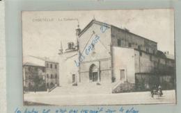 ITALIE   ORBETELLO    La Cathédrale    Sept  2019 48 - Italie