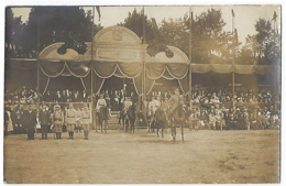 CPA Carte Photo 88 Vosges Epinal Rare Revue Militaire Du 14 Juillet 1919 Maillet Photographe, Près De Golbey Arches - Epinal