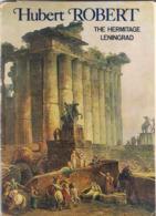 Hubert Robert The Hermitage Leningrad Postcards Set 16 Pcs + Cover USSR 1981 - Ansichtskarten