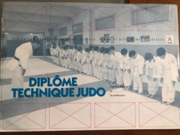 Diplôme Judo FFJDA - Kampfsport