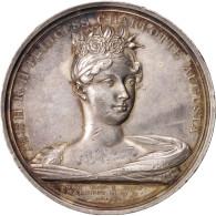 United Kingdom , Médaille, HANOVER, Princess Charlotte Of Wales, History, 1817 - Royaume-Uni