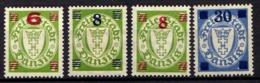 Danzig 1934 Mi 240-241; B 241; 242 * [070919VII] - Dantzig
