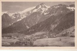 Haute Savoie : LES HOUCHES : Et Le Mont-blanc - Les Houches