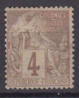 #137 COLONIES GENERALES N° 48 * - Alphee Dubois