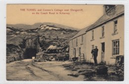The Tunnel And Connor's Cottage Near Glengarriff, On The Coast Road To Killarney. - Cork