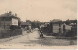 92 CHATENAY Rue Garnier - Chatenay Malabry