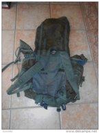 SAC A DOS MILITAIRE - ARMEE FRANCAISE  (vendu En L'état : A Fait Ses Preuves !!) - Equipement