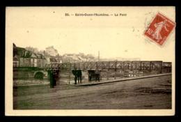 95 - SAINT-OUEN L'AUMONE - LE PONT - Saint-Ouen-l'Aumône