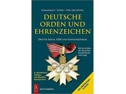 Nimmergut-Katalog Deutsche Orden Und Ehrenzeichen, 9. Auflage, NEU - Germania