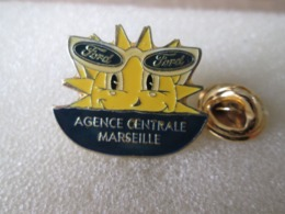 PIN'S   FORD   Agence Centrale  MARSEILLE - Ford