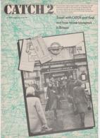 Revue CATCH 2 En Anglais TRES BON ETAT 8 Pages En 1977 An MGP Magazine Series 19 - Culture