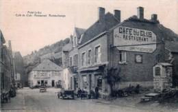 Belgique - Aywaille - Remouchamps - Café Du Club - Polet-Leduc - Aywaille