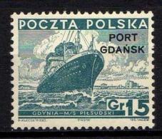 Danzig (Port Gdansk) 1936 Mi 30 * [070919VII] - Danzig