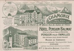 74 CHAMONIX HOTEL PENSION BALMAT - Chamonix-Mont-Blanc