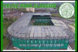 CP. STADE.    GLASGOW  ECOSSE  CELTIC PARK   STADIUM  # CS.196 - Soccer