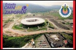 CP. STADE. ZAPOPAN  MEXIQUE  ESTADIO  OMNILIFE    # CS.198 - Soccer