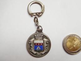 Porte Clés , Blason De La Ville De Trouville , Calvados - Key-rings