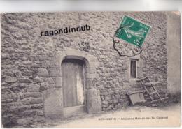 CPA - 56 - KERHOSTIN (Morbihan) - Ancienne Maison Des De CADENET - CARTE RARE Aucune Ind éditeur - Autres Communes