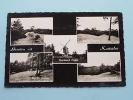 Groeten Uit Kasterlee ( Uitg. Best Antwerpen ) Anno 1959 ( Zie/voir Photo ) ! - Kasterlee