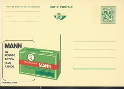 Publibel Neuve N°  2439 ( Pouder MANN) - Stamped Stationery